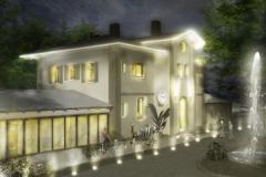 Bahnhof Schleißheim 2020, Visualisierung von Anke Schuster und Diana Barbat