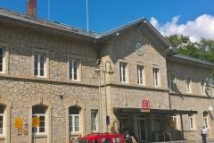 Bahnhof Zwiesel 2016, © Andreas C. Hofmann