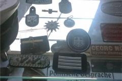 Hoheitszeichen der Bahnpolizei